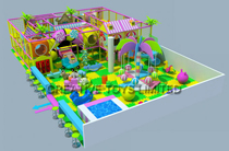 Playground for baby