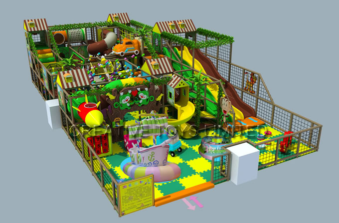 Kids indoor park